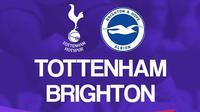 Premier League - Tottenham Hotspur Vs Brighton & Hove Albion (Bola.com/Adreanus Titus)