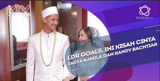 Jalani LDR, Ini hal yang bikin Tasya Kamila dan Randy Bachtiar langgeng hingga pelaminan.
