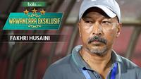 Wawancara Eksklusif Fakhri Husaini (Bola.com/Adreanus Titus)