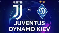 Liga Champions - Juventus Vs Dynamo Kiev (Bola.com/Adreanus Titus)
