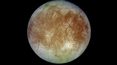Europa, bulan dari Yupiter