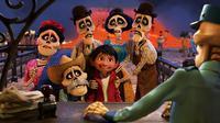 Cuplikan film Coco (Disney/Pixar)