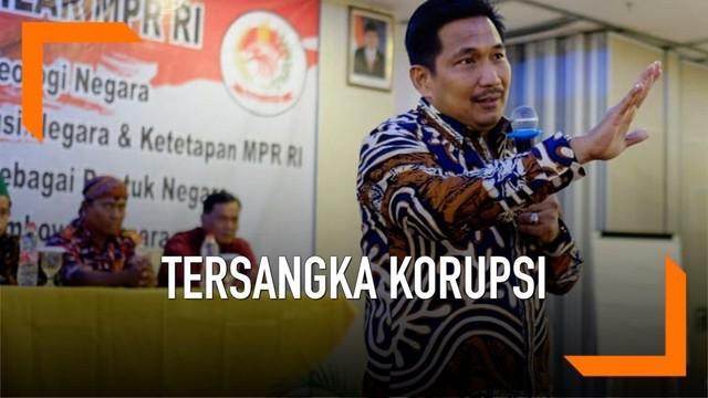 KPK menetapkan anggota DPR fraksi Partai Golkar, Bowo Sidik Pangarso sebagai tersangka dalam dugaan suap pelaksanaan kerja sama pengangkutan pupuk.