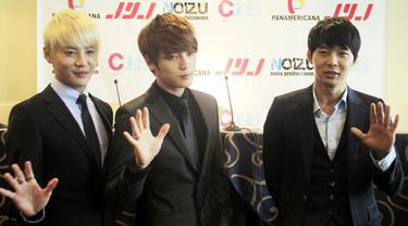 Tiket Konser JYJ di Seoul Laris Manis