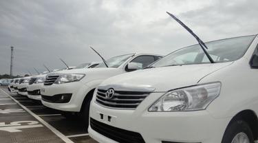 Pengiriman Mobil Toyota Besutan Indonesia Naik 53%
