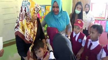 MUI kembali memberikan fatwa baru terkait vaksin MR, dan menyatakan bahwa vaksin MR bisa diberikan kepada anak-anak.