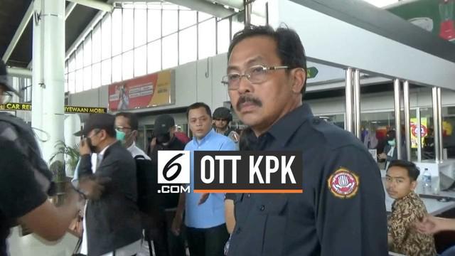 Tim Satgas KPK menggelandang Gubernur Kepulauan Riau, Nurdin Basirun dan enam orang lainnya ke Jakarta untuk selanjutnya dibawa ke Gedung Merah Putih KPK.  Nurdin mengaku akan mengikuti proses hukum yang berlaku.