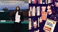 Cornelia Agatha resmi jadi advocat (Sumber: Instagram/perempuanpanggung)