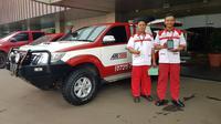 Auto2000, jaringan dealer Toyota  siap melebarkan kuku bisnisnya di sejumlah wilayah Indonesia bagian Barat (Herdi/Liputan6.com)