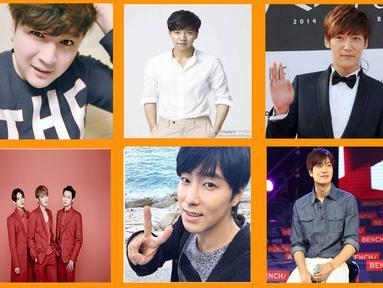 Lantas, siapa saja para selebriti Korea yang akan segera wajib militer (wamil) pada 2015?