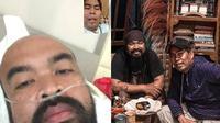 6 Momen Persahabatan Peppy dan Bopak Castello, Saling Dukung (sumber: Instagram/bopakcastello_new/sibopakpeppy_)