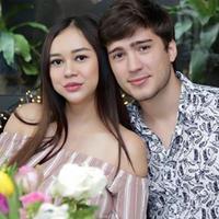 Aura Kasih – Eryck Amaral tengah menjalankan puasa pertamanya sebagai seorang suami – istri (Liputan6.com/IG/aurakasih)
