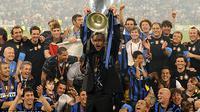 Jose Mourinho membawa Inter Milan juara Liga Champions musim 2009-10 (dailymail.co.uk)
