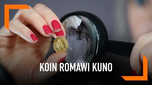 Rumah lelang Dix Noonan Webb akan menjual koin Romawi kuno yang berasal dari tahun 293-296 M. Koin tersbut akan dijual dengan harga dimulai dari Rp 1,2 Miliar.