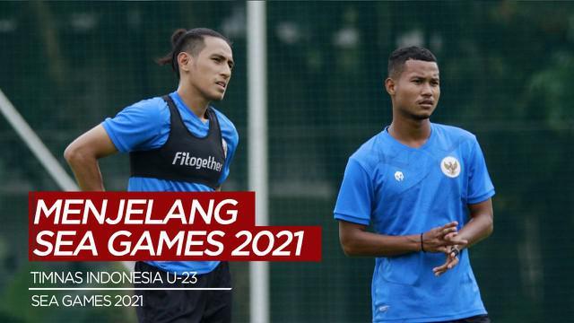Berita Video Melihat Latihan Timnas Indonesia U-23 Jelang SEA Games 2021 (10/2/2021)