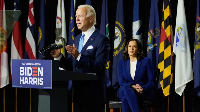 Joe Biden dan Kamala Harris
