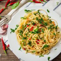 ilustrasi spaghetti/copyright by Ramon grosso dolarea from Shutterstock