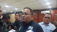 Presiden Sriwijaya FC Dodi Reza Alex Noerdin (Liputan6.com / Nefri Inge)
