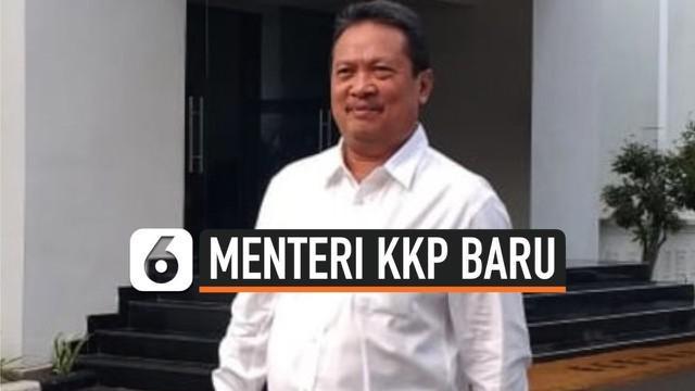 Presiden Joko Widodo menunjuk Sakti Wahyu Trenggono sebagai Menteri Kelautan dan Perikanan yang baru menggantikan Edhy Prabowo yang ditangkap KPK karena kasus suap izin ekspor benih lobster.