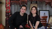 Dul Jaelani dan Tissa Biani (ist/ Dudut Suhendra Putra)