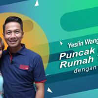 Yeslin Wang bongkar puncak konflik rumah tangga dengan Delon. (Foto: dok. Bintang.com Desain: Nurman Abdul Hakim/Bintang.com)