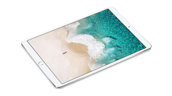 Bocoran casing iPad Pro 10,5 inci dari iDropNews (Foto: Softpedia)