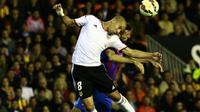 Valencia Menang 3 - 0 atas Levante. (Sumber Foto: Goal)