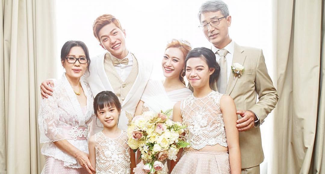 Lee Jeong Hoon dan Moa resmi menikah [foto: instagram/leejeonghoon]