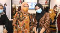 Menaker Ida menghadiri pameran Muslim Fashion Festival (MUFFEST) 2021