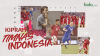 Kiprah Timnas Indonesia di tahun 2018. (Bola.com/Dody Iryawan)