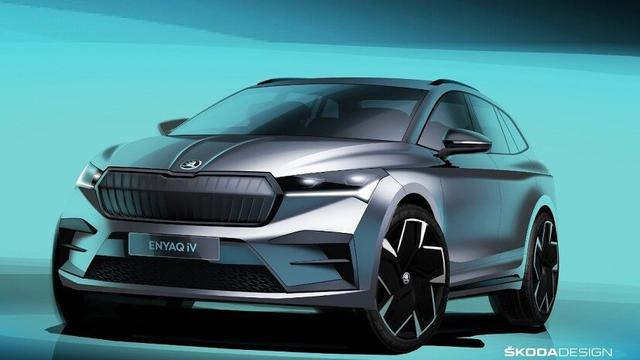 Seperti dilansir Car and Bike, Selasa (1/9/2020), Skoda Enyaq iV memiliki ground clearance tinggi layaknya kendaraan SUV.