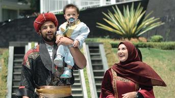 8 Momen Ulang Tahun Baby Air, Anak Irish Bella dan Ammar Zoni Berkonsep Timur Tengah