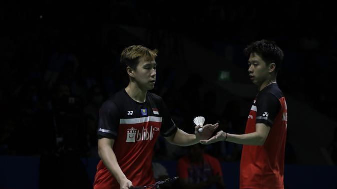 All England 2020: The Minions dan Praveen / Melati ke Semifinal, The Daddies Tersingkir