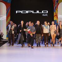 Simak selebrasi 25 tahun Populo Batik di industri fashion (Foto:Nurwahyunan Nur)