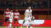 Madura United Vs Persija di Stadion Gelora Madura Ratu Pamelingan, Pamekasan, Jumat (16/8/2019). (Media Persija).