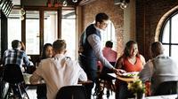 Ilustrasi restoran (iStockphoto)