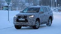 Mitsubishi Pajero Sport Baru Sudah Mulai Tes Jalan (Autoevolution)