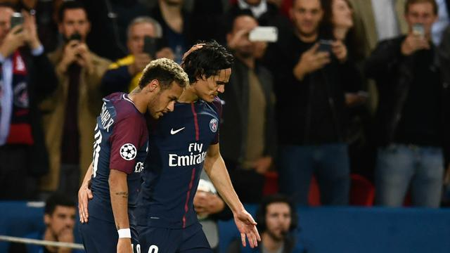Paris Saint-Germain, Neymar Jr, Edinson Cavani, Bayern Munchen