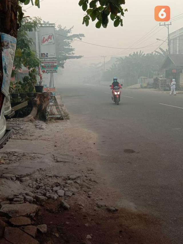 Kabut Asap Masih Pekat Cek Jadwal Libur Sekolah Di Kotim