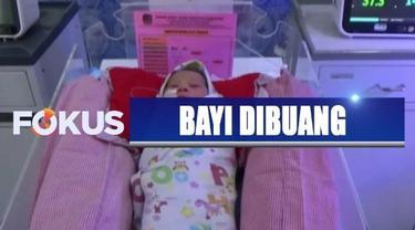 Karena daya hisap sang bayi dalam kategori lemah, tim medis memasang sebuah selang untuk memasukkan susu ke tubuh bayi. Bobotnya 2,3 kg dengan panjang 48 cm.