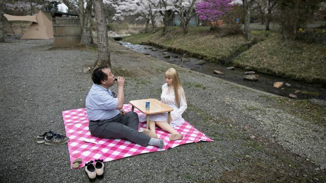 Kisah Pria Jepang Hidup Tujuh Tahun Bersama Boneka Seks