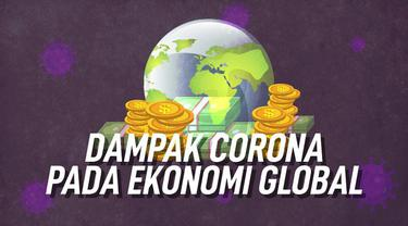 Virus Corona membuat heboh masyarakat di dunia. Tidak hanya tentang kesehatan, virus Corona juga memberikan dampak terhadap ekonomi global.