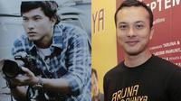 Sudah tampan sejak dulu, ini potret lawas Nicholas Saputra jadi cover boy. (Sumber: Nurwahyunan/Bintang.com/@majalahkenangan)