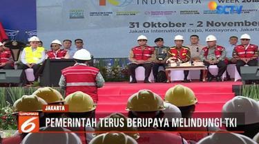 Presiden Jokowi ungkapkan sudah lakukan komunikasi dengan pemerintahan Arab Saudi terkait eksekusi mati Tuti Tursilawati.