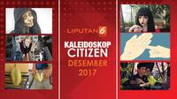 banner grafis Kaleidoskop Citizen Desember 2017