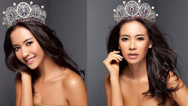 4 Fakta Heboh Elvira Devinamira Puteri Indonesia 2014