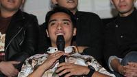 Ricky Harun saat jumpa pers The Chocolate Chance di Grand Indonesia, Thamrin, Jakarta Pusat. (Fajarina Nurin/Liputan6)