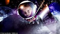 Vicki-Lea Boulter berhasil mewujudkan mimpi anak-anak melalui foto.