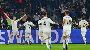 Real Madrid Vs Kashima Antlers
