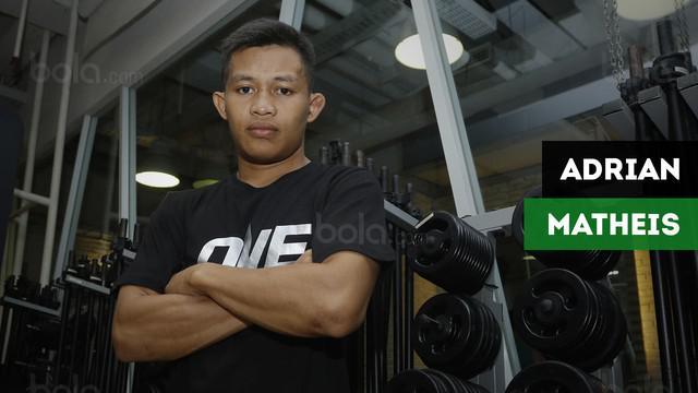 Berita video profil singkat petarung Indonesia, Adrien Matheis, yang mengharumkan Papua melalui MMA (mixed Martial Arts) di ajang One Championship.